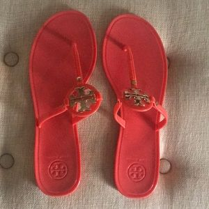 Tory Burch mini miller jelly thing sandal
